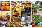 เที่ยวราชบุรี 1 วัน ถ่ายรูปชิคกับน้องหมี เสพงานศิลป์เถ้าฮงไถ่