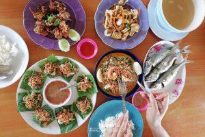 <b>ยกซด ซีฟู้ด ร้านอาหารทะเล สด ถูก อร่อย แห่งสามร้อยยอด</b>