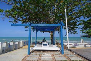 <b>Summer beach ร้านอาหารริมทะเลขนอม ตกแต่งสุดชิค</b>