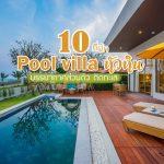 ไปหัวหินกับเพื่อนพักไหนดี 10 ที่พัก pool villa หัวหิน บรรยากาศส่วนตัว ติดทะเล