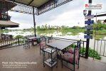 River hut restaurant นครปฐม ร้านอาหารสไตล์วินเทจ ติดริมน้ำ