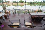 นั่งชิวริมน้ำ Thanks by leela  ราชบุรี