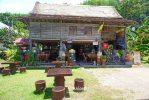 ร้านนั่งเล่นหน้าเล Bistro Cafe เกาะยอ