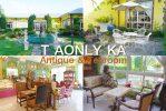 T AONLY KA ANTIQUE & Tearoom